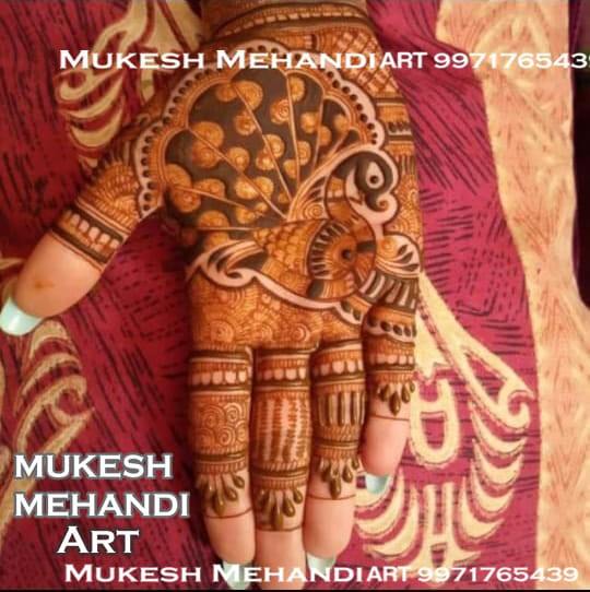 marwari mehandi designers in delhi2